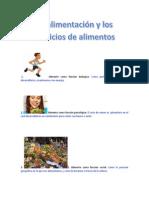 La alimentación y los servicios de alimento1.docx