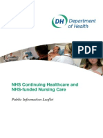 NHS CHC Public Information Leaflet Final