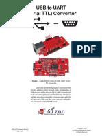 USB-UART Hardware Manual Rev