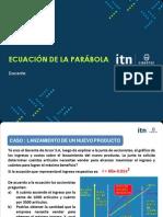 Semana 6_M2-GN_Ecuacion de la parabola 2014_II.pdf