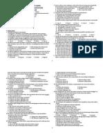 UTS Kelas XII Semester Ganjil TP. 2014-2015