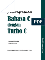 PemrogramanBahasaCdenganTurboC