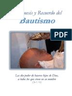 Catequesis y recuerdo del Bautismo.pdf