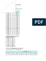 Cement Fineness Calculation With Respective to Residue