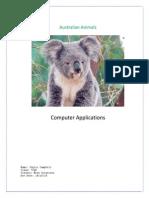 campbell taylor australian animals
