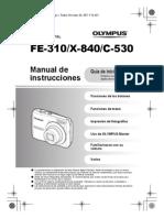Manual Camara Olimpus