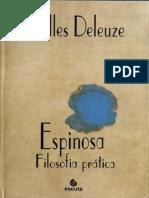 Deleuze, Gilles - Espinoza_ filosofia prática.pdf
