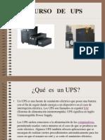 CURSO   DE   UPS.ppt
