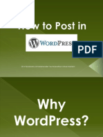 Blogging Made Easy on WordPress