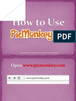 Edit your Photos like a PRO using Pic Monkey