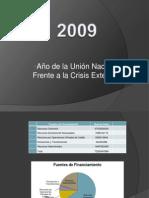 presupuesto de la nacion - peru.pptx