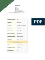 Principales propiedades Fisicas del CO2.docx