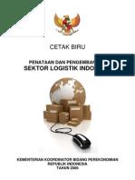 20090519Cetak Biru Logistik Indonesia