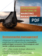 ENVIRONMENTAL CONCERN FOR MARKETING.pptx