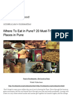 Where to Eat in Pune_ 20 Must-Try Local Food Places in Pune _ Food Mantra