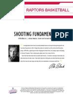 Shooting Fundamentals - Basketball