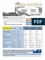 Newsletter Broadsheet 2014 Oct 19