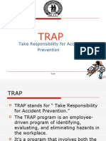 TRAP Safety Concept