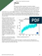 Atmospheric Methane 101 - Wikipedia, The Free Encyclopedia