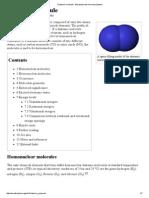 Diatomic Molecule - Wikipedia, The Free Encyclopedia