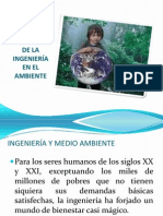 EL IMPACTO DE LA  INGENIERÍA EN EL AMBIENTE.ppt