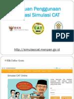 Panduan Simulasi Cat