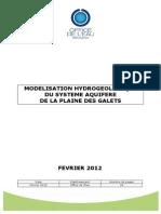 Modelisation hydrologique du systeme aquifere.PDF