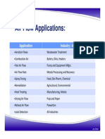 KFM- Potential Gas Flow Applications