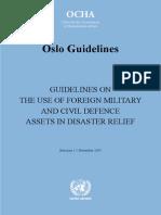 OSLO Guidelines Rev 1