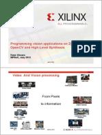 Ug1164 Sdaccel Platform Development | Field Programmable
