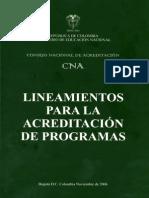 LINEAMIENTOS PARA LA ACREDITACION DE PROGRAMAS.pdf