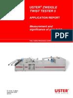 U Z TT5 Measurment and Significance