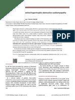Transmitral Hypertrophic Obstructive Cardiomyopathy (HOCM) Repair