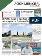 Información Municipal de Collado Villalba (Enero 2014)