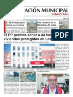 Información Municipal de Collado Villalba (Abril 2014)