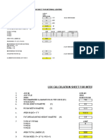 Lux Formula