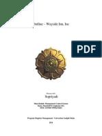 Outline Case 8 Wayside Inn Inc - Supriyadi