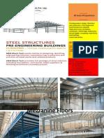 H&H Mech Tech Pvt. Ltd Mezzanine Manual