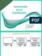 CLASIFICACIÓN DE LA ALBAÑILERÍA.pptx