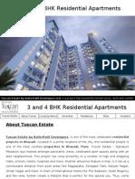 Luxury Apartments in Kharadi at Kolte Patil Tuscan Estate