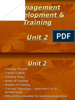 MDT (Unit 2)