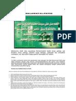 Shalawat Al Fatih