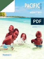 Pacific Island Paradises 2013
