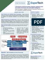 EsperTech Technical Datasheet