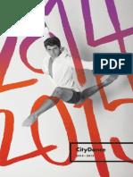 CityDance 2014-2015 Press Kit