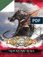 Drakerys Quickstart Rules