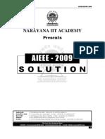 File Aieee Paper Code a 2009 Final