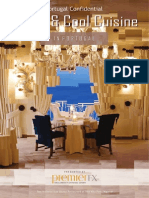 """Portugal Confidential's """"Haute and Cool Cuisine in Portugal"""""""