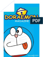 Doraemon Magazine
