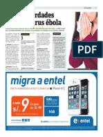 Mitos y Verdades Sobre El Virus Ébola